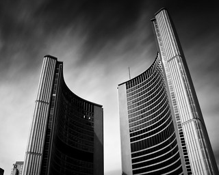 Toronto City Hall | by ICT_photo
