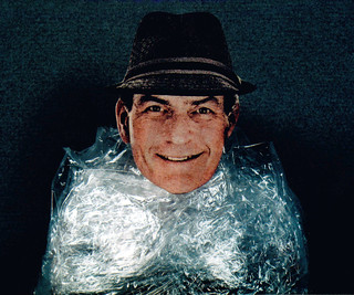"Charlie Sheen Gets ""Wrapped"" 
