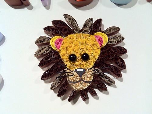 Order a paper lion definition