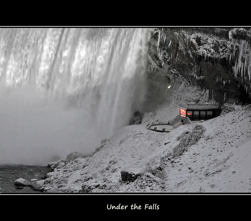 Under the Falls | by Alla M.