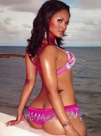 Flickr black female bikini pics