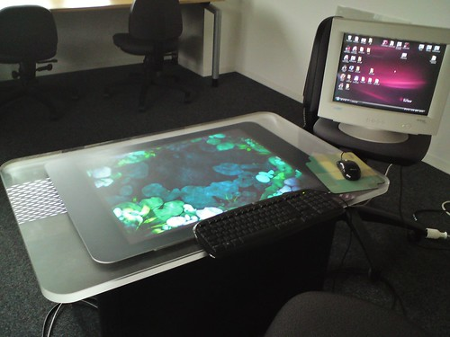 Microsoft Surface at Uni Augsburg | by Prof. Xavier