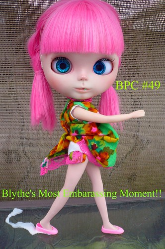BPC #49  Blythe's Most Embarassing Moment!! | by mydollies4