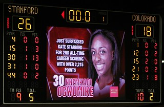 Nneka Ogwumike Passes Kate Starbird | by Han Shot First