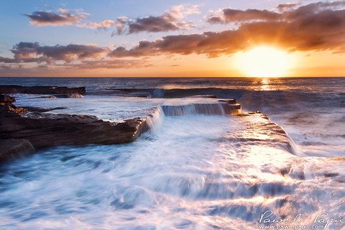 cascades of maroubra | by Pawel Papis Photography