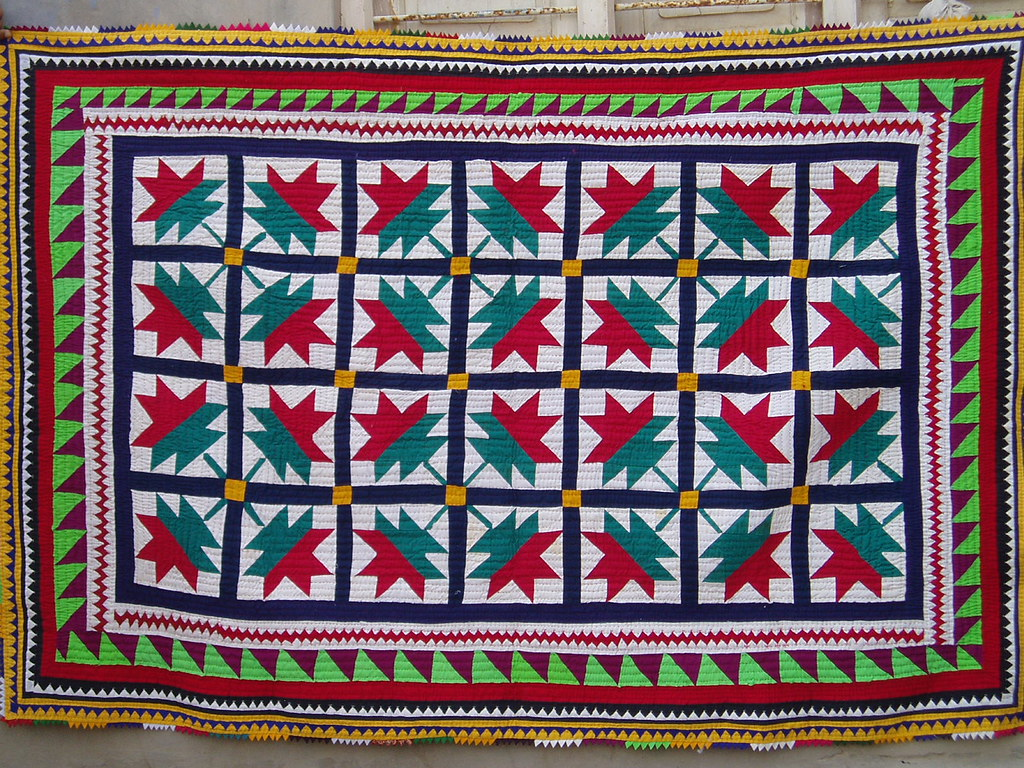 Beautiful ralli quilt PWQ-005 | This quilt is sold. Please c… | Flickr : ralli quilts - Adamdwight.com
