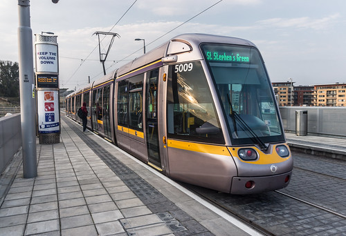 Luas Cherrywood (Luas B1) | by infomatique