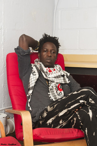 saul williams 02 | by Eva Blue