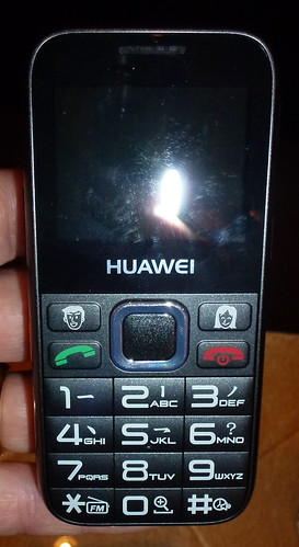 Huawei G5000 (easy use phone) | by CCS Insight