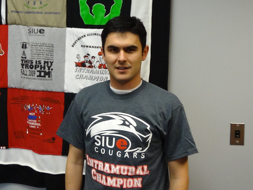 Table Tennis Singles Champ | Spring 2012 | by SIUE Campus Recreation