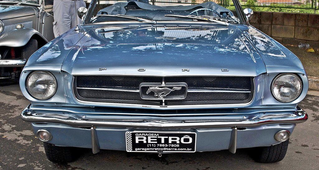 Classic Car Old    Ford Mustang 1964   Meetings of old cars …   Flickr