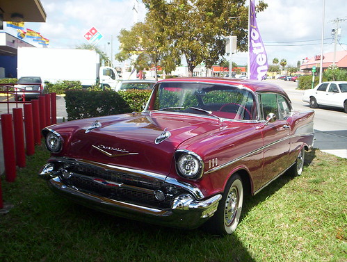 Cool Old 1957 Chevrolet Bel Air | by Phillip Pessar