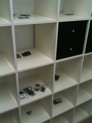 premiers casiers de rangement du labfab de rennes enfin l flickr. Black Bedroom Furniture Sets. Home Design Ideas