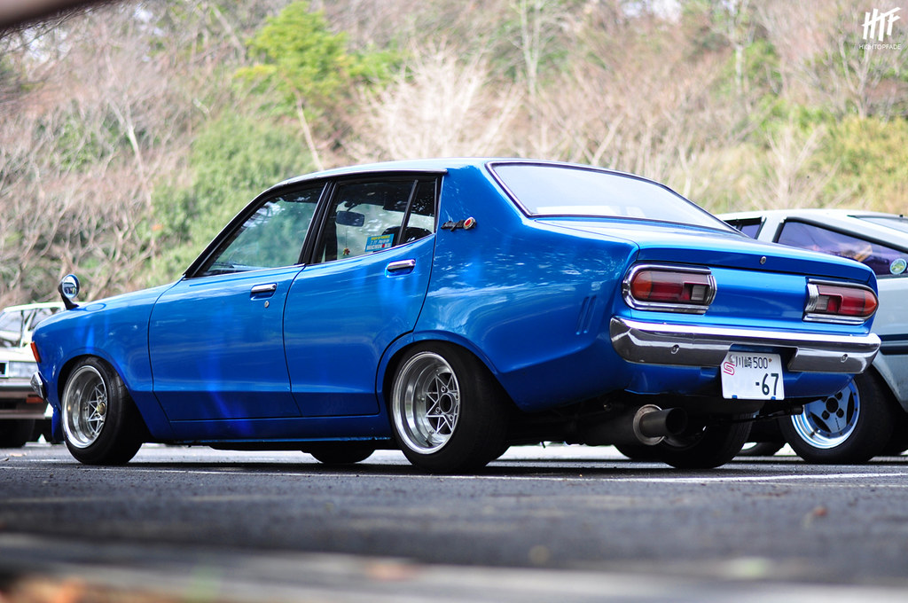 Datsun B210 Sunny High Top Fade Blogspot Com Www Facebook Flickr
