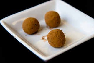 Chocolate Truffles with Ancho Chile at Casa Rasta | by claramichelle