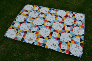 Quilt for Baby A | by woollykat
