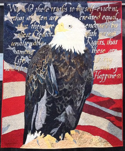 Freedom~ Quilt by Michelle Jackson | by Pam from Calif