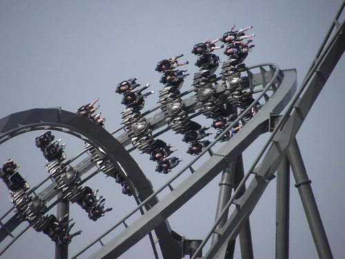 The Swarm | by CoasterMadMatt