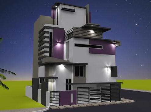 ... Ranganathu0027s Residence @ Sahakar Nagar Bangalore | By Kavi 77