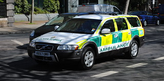 Cardiac Care Unit / Volvo XC70 / Rapid Response Vehicle / HX57 UMV | by Chris' 999 Pics