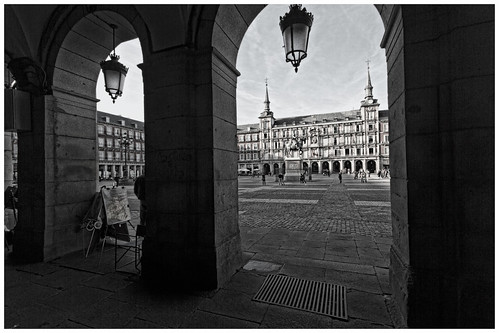 Classic Plaza Mayor | by jeff_a_goldberg