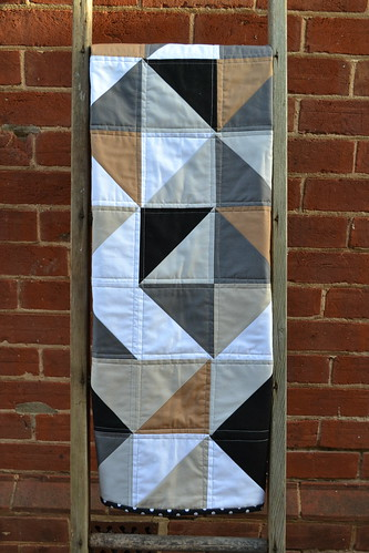 Geometric quilt | by sew&sews