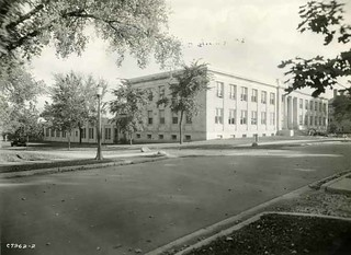 04-08-I-DairyInd-306-03-03-1928ViewfromNW | by Special Collections & University Archives (ISU)