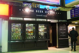 Beer House, Charing Cross Station, WC2 | by Ewan-M