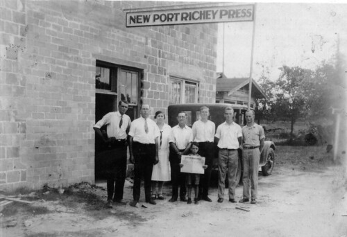 New Port Richey Press | by ghs1922