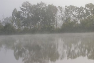 IMGP4865 Reflections Through The Mist. | by River Dweller