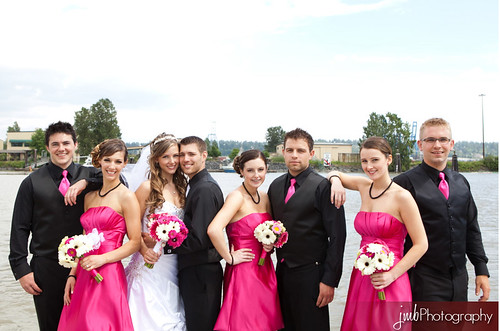 wedding-party-hairstyles | by vanmobilehair