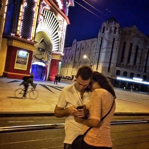 Online dating part 8 in Melbourne
