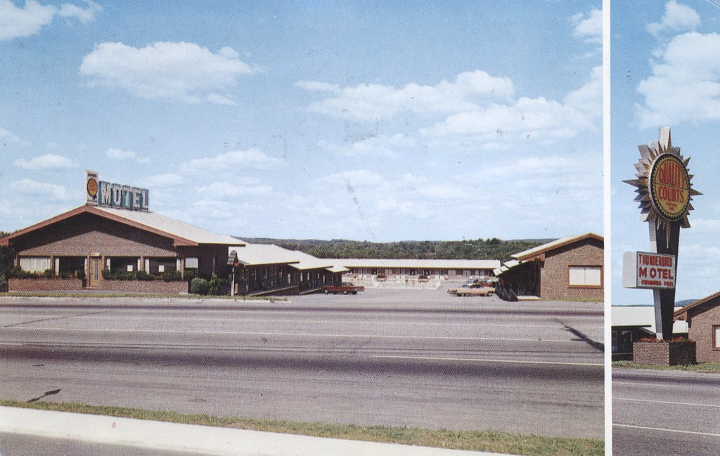 Thunderbird Motel - Nashua, New Hampshire