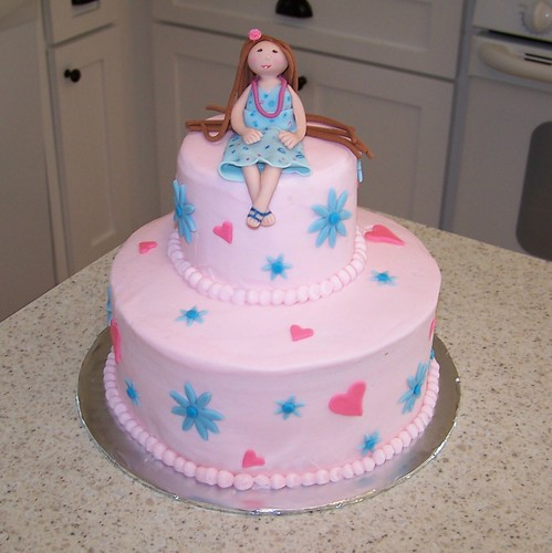 american girl doll cake american doll of cake flickr 1292