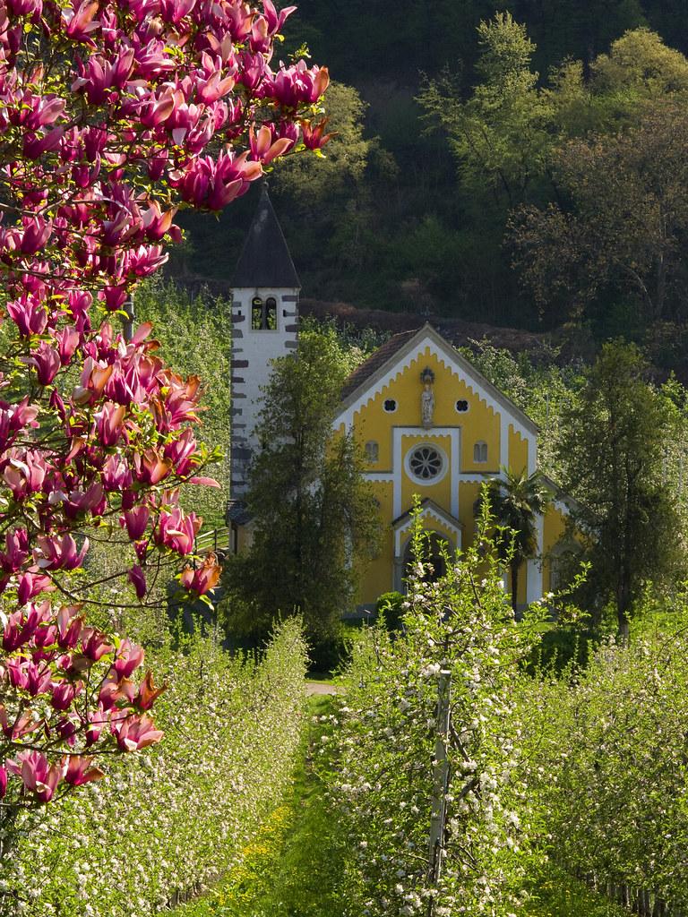 St.-Valentin-Kirchlein - Chiesetta di San Valentino | Flickr