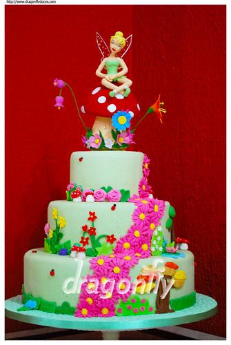 Doll Dummy Cake