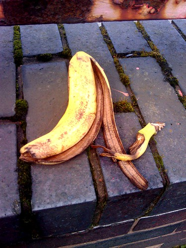 Moved banana | by ungard