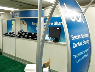 Box.net (@BoxHQ) at CITE Conference 2012 :: March 4 - 6th in SF | by Cite Conference