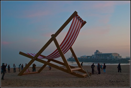 (Very) Large Deckchair | by Ken Came