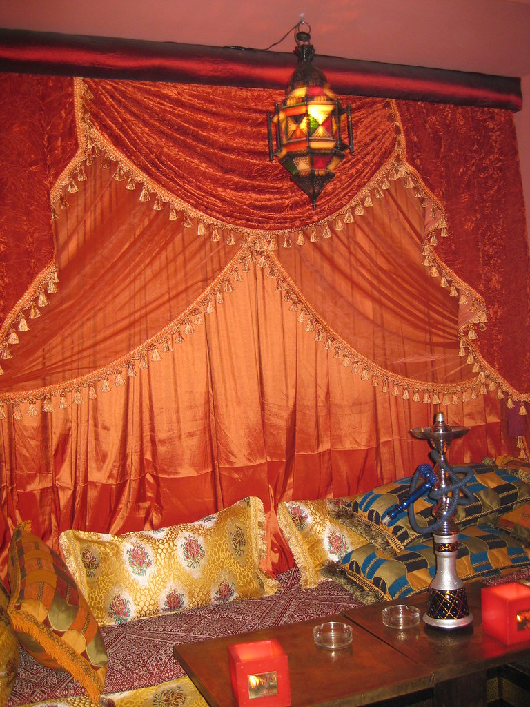 crown tile bg curtains grey darkening curtain room gray moroccan printed morokan views more grommet default
