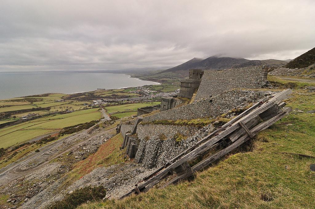 Trefor Quarry Flickr