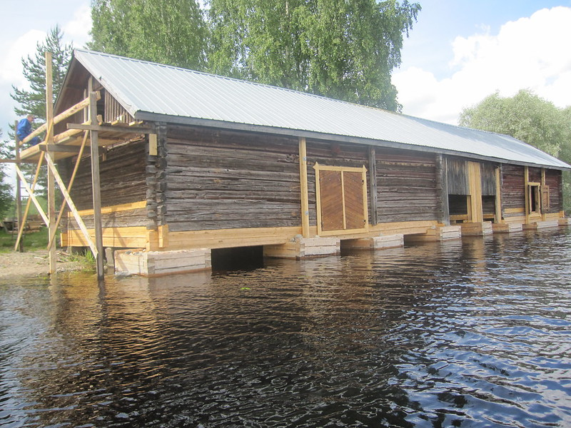 Work and restoration expertise in the rural areas of Joensuu, FINLAND