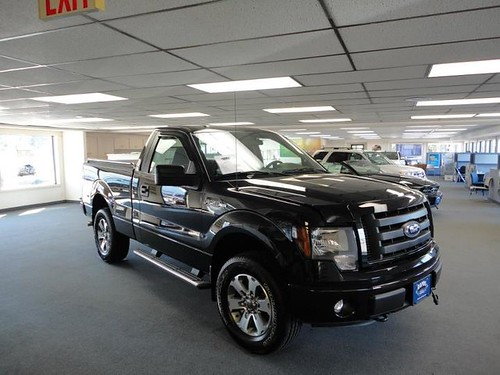 2012 ford f 150 stx regular cab 2012 ford f 150 stx northl flickr. Black Bedroom Furniture Sets. Home Design Ideas