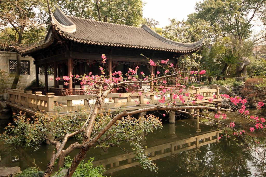 Resultado de imagem para jardim yuyuan china