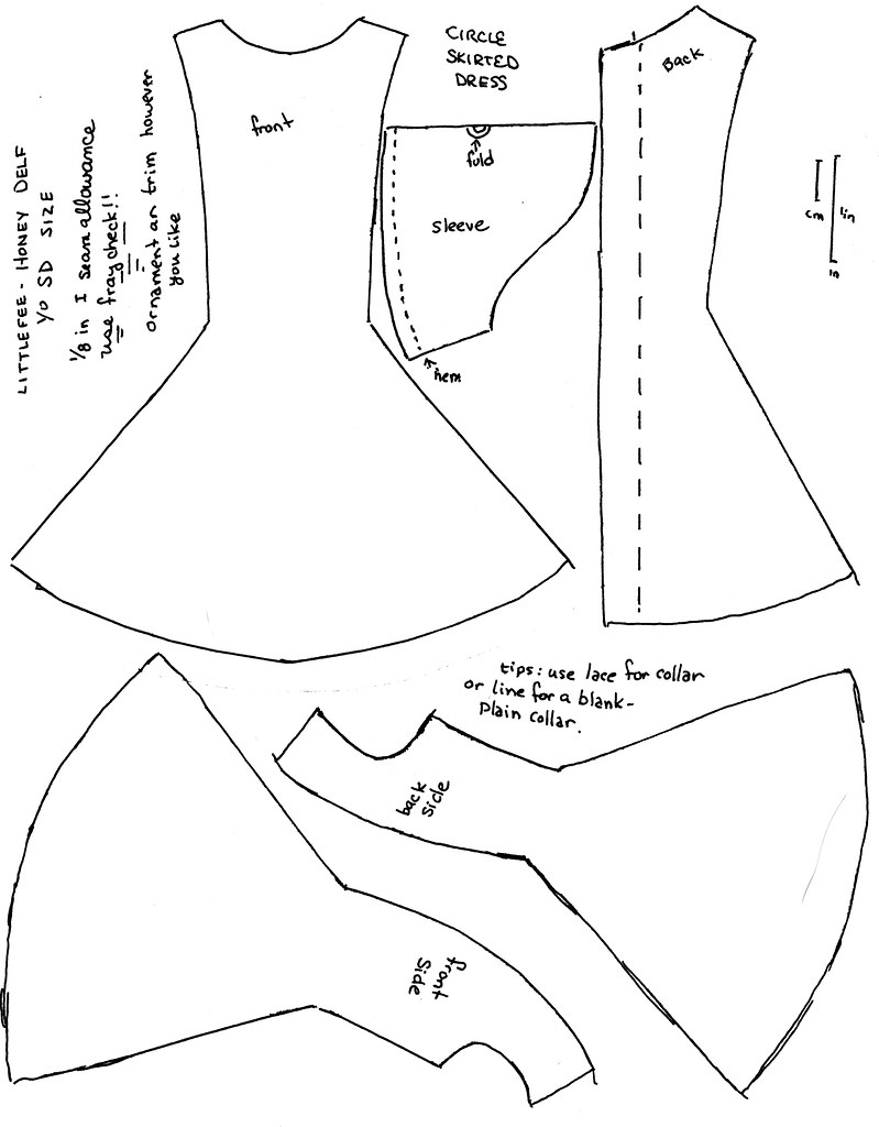 How To Pattern Circle Skirt