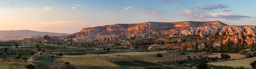 Cappadoce Sunset