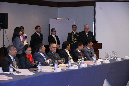 ENCUENTRO BILATERAL 07-12-11 | by Jimmy Pinoargote