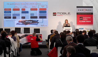 MWC AR Forum 2012 | by Khronos Group