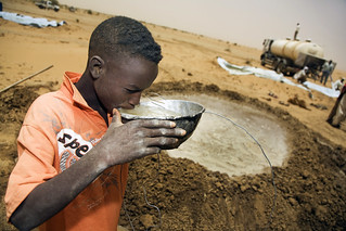 UN Helps Build School for Former Child Soldiers in Darfur | by United Nations Photo