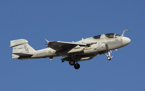 US Marines Grumman EA-6B Prowler, 161348 #05 | by Have Fun SVO